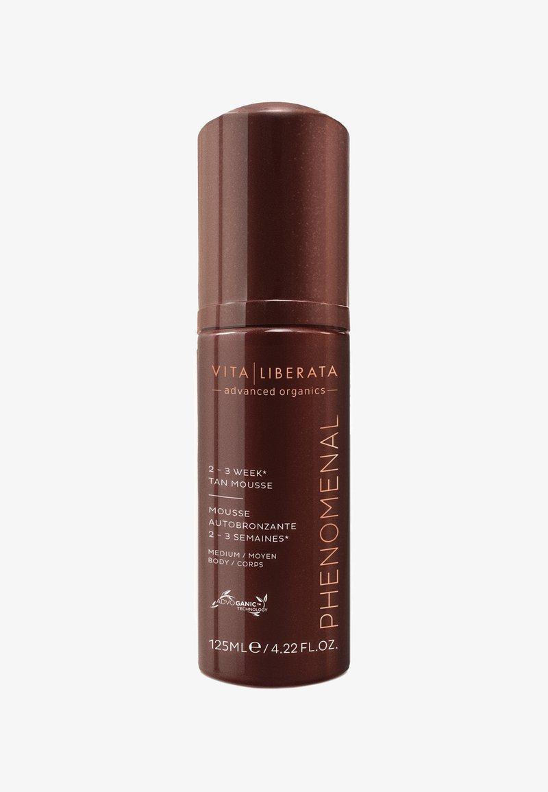 Vita Liberata - PHENOMENAL TAN MOUSSE - Self tan - medium