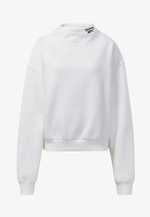 CLASSICS COZY - Sweatshirt - white