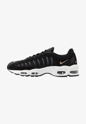 AIR MAX TAILWIND IV - Sneakersy niskie - black/khaki/iron grey/white