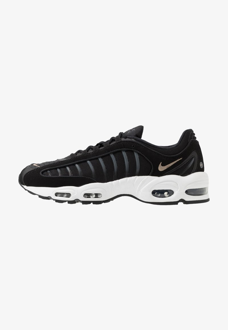 Nike Sportswear - AIR MAX TAILWIND IV - Baskets basses - black/khaki/iron grey/white