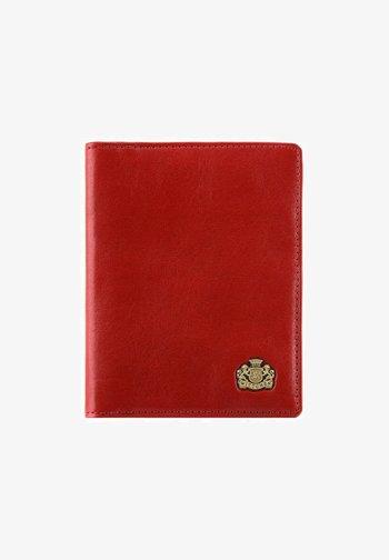 Passport holder - rot