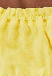 Bershka - Day dress - yellow - 4