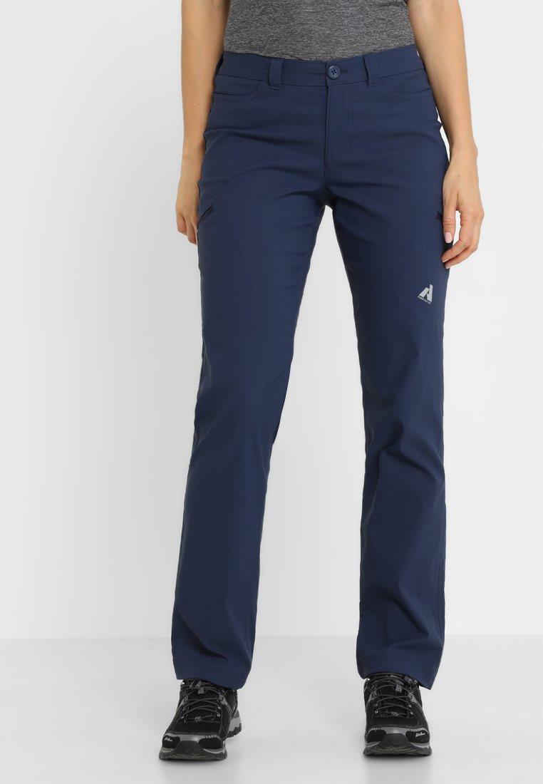 Eddie Bauer - GUIDE  - Outdoor trousers - blue