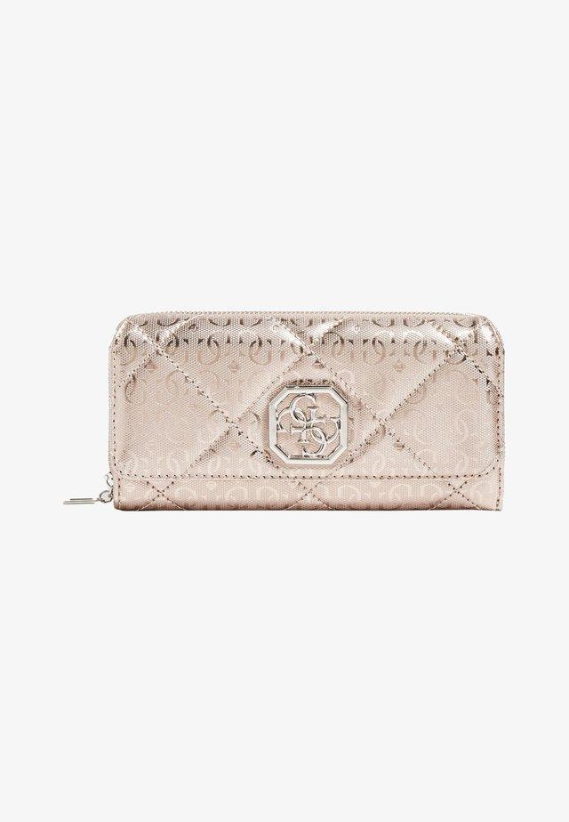 Wallet - bronze