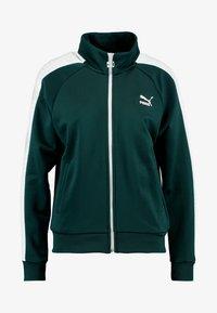 Puma - CLASSICS TRACK - Sportovní bunda - ponderosa pine - 4