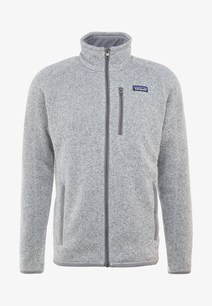 BETTER - Fleece jacket - stonewash