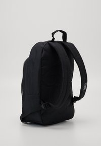 SIKSILK - DIAGONAL REPEAT BACKPACK - Zaino - black - 1