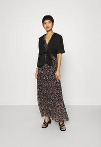 Expresso - HENNIE - Maxi dress - schwarz - 1