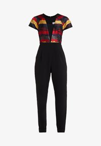Three Floor - BOURDIN JUMPSUIT - Overall / Jumpsuit /Buksedragter - scarlet red / navy / gold / black
