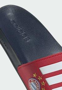 adidas Performance - ADILETTE SHOWER SLIDES - Badslippers - red - 9