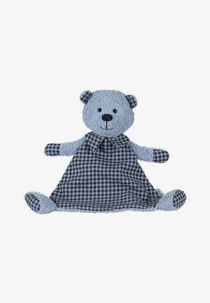 SCHMUSETUCH M BAYLEE - Cuddly toy - blue