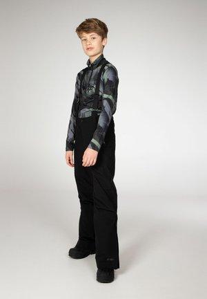SPIKE JR  - Snow pants - true black