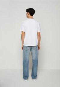 Levi's® - 551Z AUTHENTIC STRAIGHT - Jeans straight leg - dark indigo worn in - 2