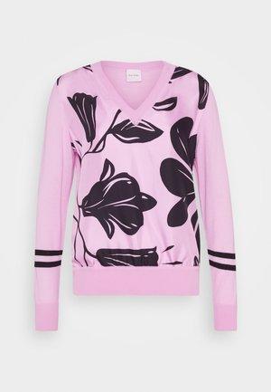 WOMENS JUMPER - Strikpullover /Striktrøjer - pink