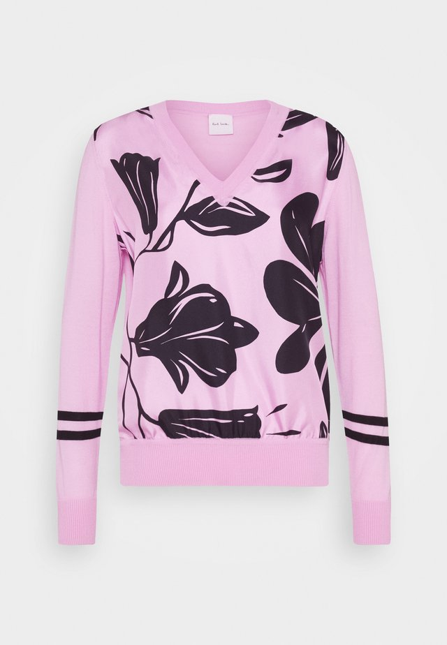 WOMENS JUMPER - Pullover - pink