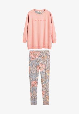2 SET - Pyjama set - pink