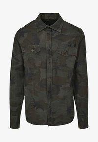 Brandit - SLIM FIT - Shirt - olive - 6