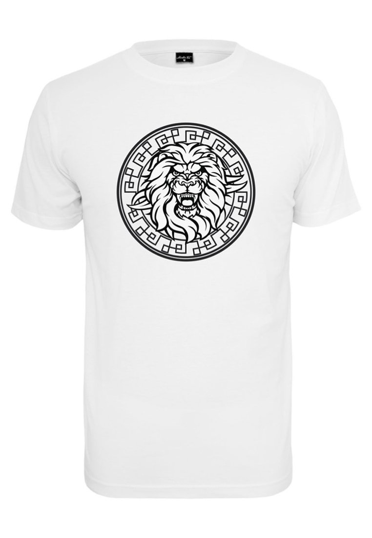 Uomo HERREN LION FACE TEE - T-shirt con stampa