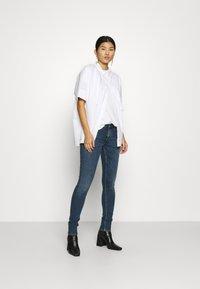 Tiger of Sweden Jeans - SLIGHT - Skinny džíny - royal blue - 1