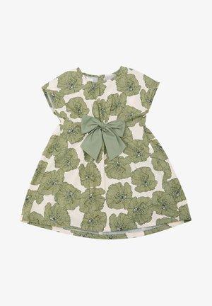 FRENCH  - Korte jurk - evergreen