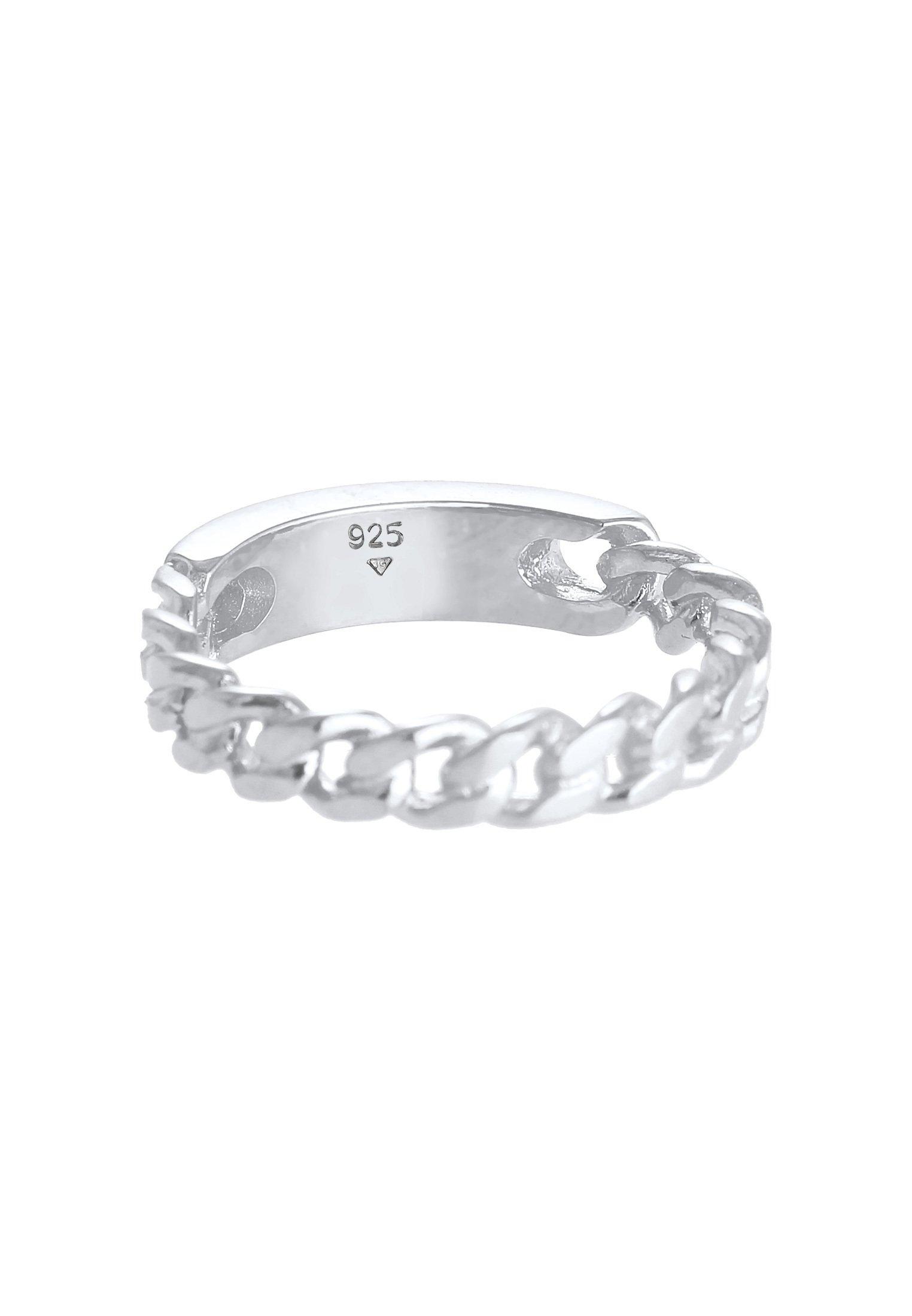 Elli Panzer - Ring Silber/silberfarben