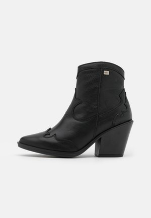 BRAMI - Ankelboots - black