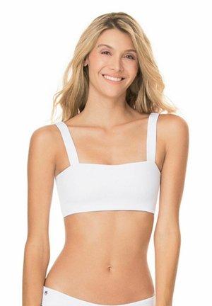 Haut de bikini - white
