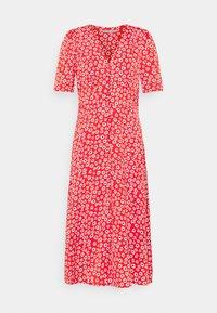Anna Field - Maxi dress - red/white - 0