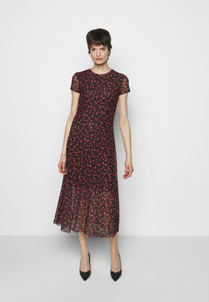 NIMANA - Day dress - cherry
