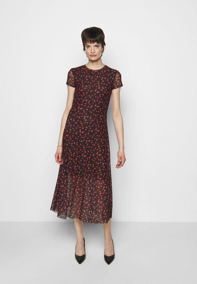 NIMANA - Robe d'été - cherry