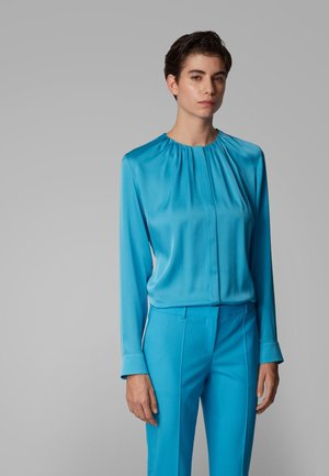 BANORA - Blouse - blue
