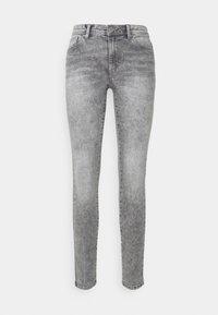 ONLY - ONLWAUW LIFE - Jeans Skinny Fit - medium grey denim - 0