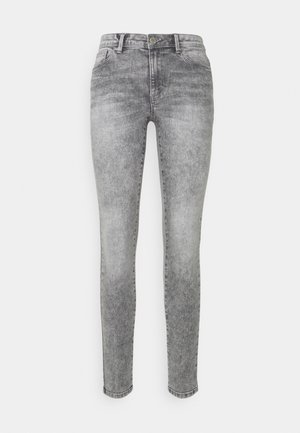 ONLWAUW LIFE - Jeans Skinny Fit - medium grey denim