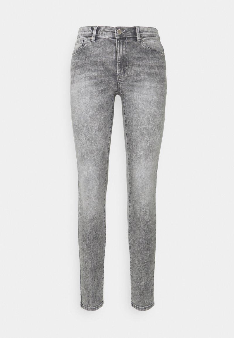 ONLY - ONLWAUW LIFE - Jeans Skinny Fit - medium grey denim