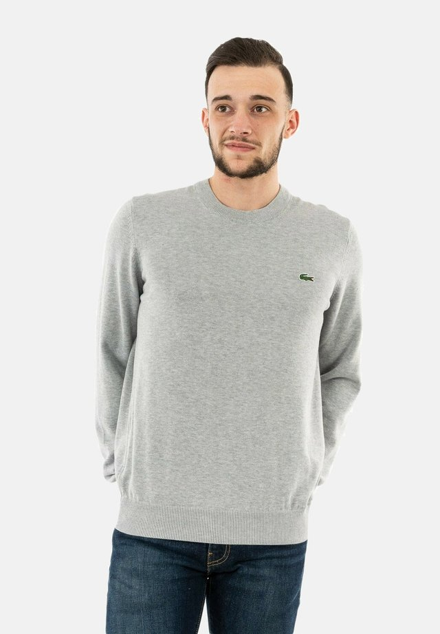 Pullover - gris