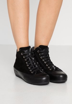 PLUS - Sneakers high - nero
