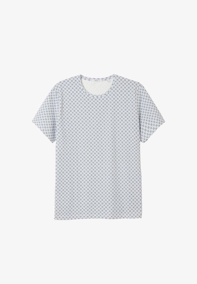 T-shirt med print - snow white
