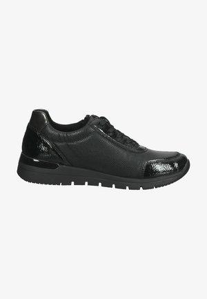 Sneakers laag - black/schwarz/blei