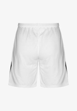 LEAGUE KNIT II - Sports shorts - white/ black/black