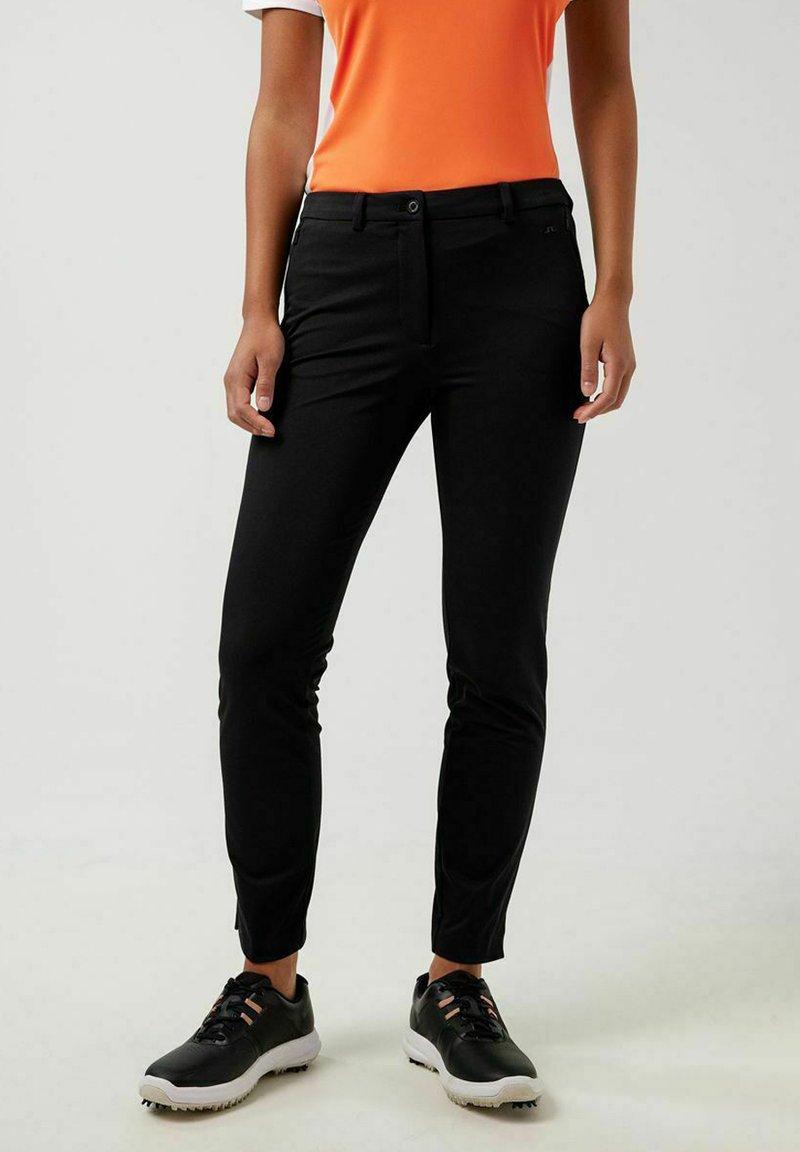 J.LINDEBERG - Trousers - black