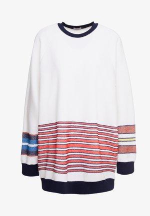 RAGLAN PARICOLLO - Pullover - off white