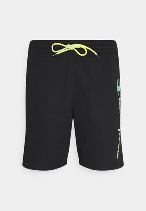 BERMUDA - Sports shorts - black