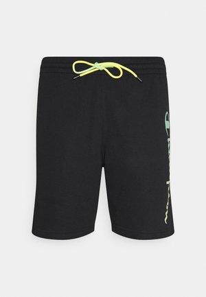 BERMUDA - Korte sportsbukser - black