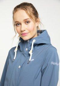 Schmuddelwedda - Soft shell jacket - graublau - 4