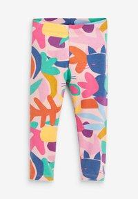 Next - 5 PACK - Leggings - Trousers - pink - 3