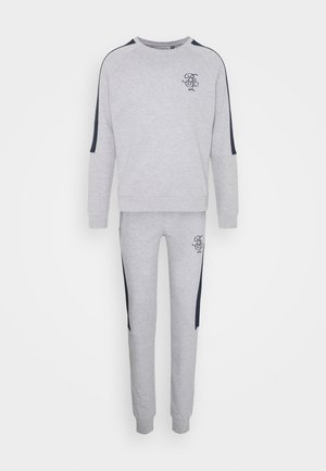 ALSTON SET - Sweatshirt - grey