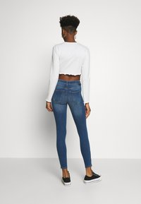 Dr.Denim - LEXY ZIP - Jeans Skinny Fit - vagabond blue - 2