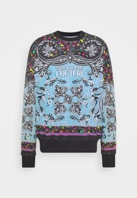 Versace Jeans Couture - FELPA - Sweatshirt - nero - 6