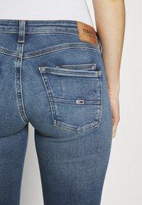 Tommy Jeans - SCARLETT ANKLE - Skinny džíny - arden - 6