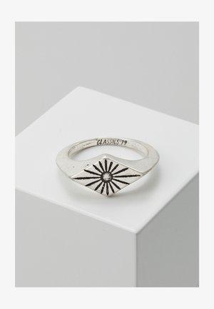 SUNBEAM DIAMOND - Ring - silver-coloured